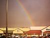 big-island-hawaii > rainbow foodland parking sunset big island