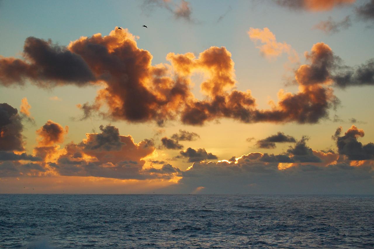 Serenity, sunset at Point Lobos