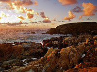 carmel-monterey > Best looking sunset at Point Lobos