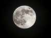 clouds-sky > Super moon Austin - crop view - june 2013