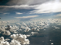 clouds-sky > Between Earth and Sky - Battle in the Clouds