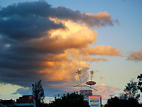 clouds-sky > California, the Head in the Clouds - AMC and In n Out
