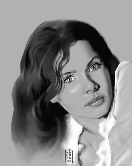 digital-painting  > Rachel Hurd Wood as Laura - The Perfume