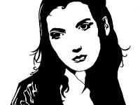 drawing-painting-traditional > Mina Harker