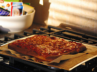 food-pictures > Home made pizza in Pflugerville, Texas