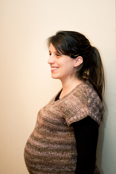 Florence's pregnant body profile, Massy, France