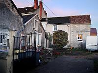 france-2009 > sunrise chez marie noelle st mammes