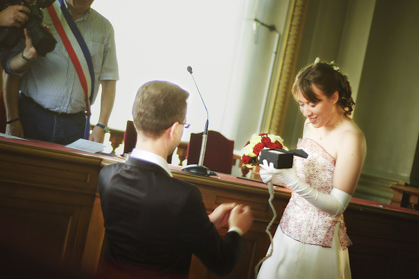 France mariage 2011