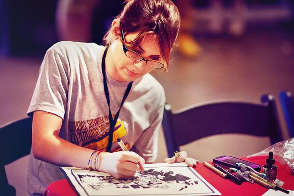 Amanda Christensen Concept Artist at Gearbox