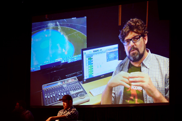 Paul Ruskay composer on Homeworld at Gearbox Community Day 2013