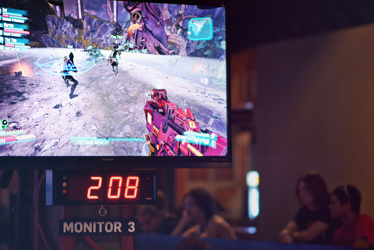 Borderlands 2 DLC time trials during Gearbox Community Day 2013