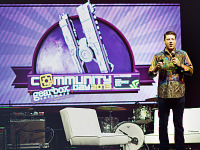 gearbox-community-day-2013 > Randy Pitchford owner of Gearbox intro speech for Gearbox Community Day 2013