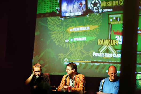 Brother in Arms : Furious Four panel at Gearbox community day - 030