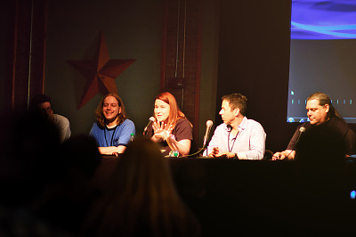 Duke Nukem Forever Panel at Gearbox Community Day