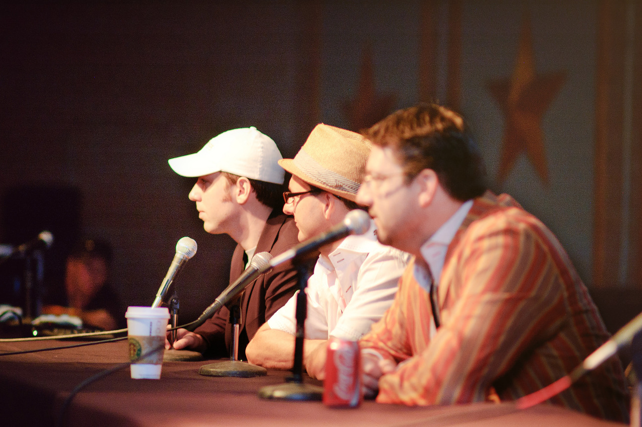 Aliens colonial marines panel at Gearbox community day - 018