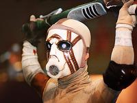 gearbox-community-day > Borderlands Bandit Psycho Midget Cosplay at Gearbox community day - 019