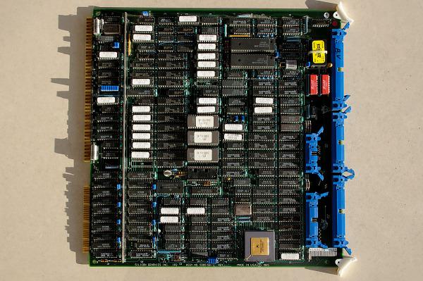 Iris 3000 CPU photo