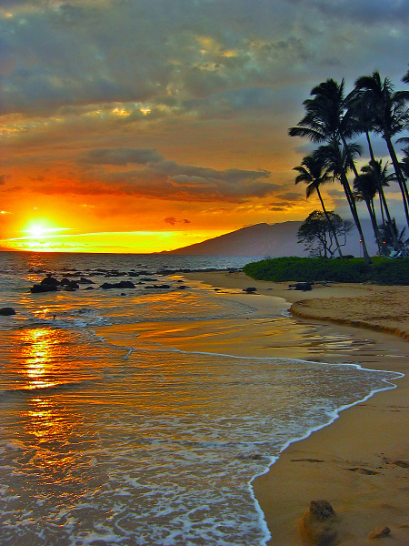maui-hawaii  > The paradisiac island of Maui, Hawaii