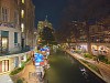 paxsouth-2016 > San Antonio Riverwalk at night near PAX South 2016