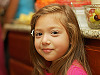 pflugerville-texas &gt; Young girl portrait at baby shower