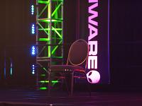 quakecon-dallas-2011 > Quakecon 2011 - empty chair on stage before demo