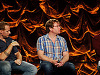 quakecon-dallas-2012 &gt; Emil Pagliarulo and Tom Leonard at the Looking Glass panel at Quakecon 2012