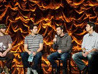 quakecon-dallas-2012 > Jens Matthies, Raphael Colantonio, Ted Price talking at Quakecon 2012