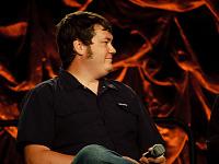 quakecon-dallas-2012 > Matt Scott of Valve at the modding panel of Quakecon 2012