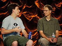 quakecon-dallas-2012 > Palmer Luckey, Michael Abrash at VR panel of Quakecon 2012
