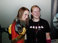 quakecon-dallas-2012 > Redhaired superhero cosplay at Quakecon 2012