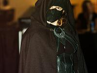 quakecon-dallas-2012 > Nightingale from Skyrim cosplay at Quakecon 2012