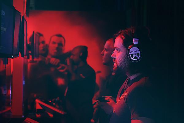 Wolfenstein playtest at Bethesday booth Quakecon 2013