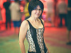 quakecon-dallas-2013 > Girl with Corset at A-Kon booth Quakecon 2013