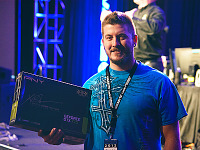 quakecon-dallas-2013 > Geforce GTX 770 winner at Quakecon 2013