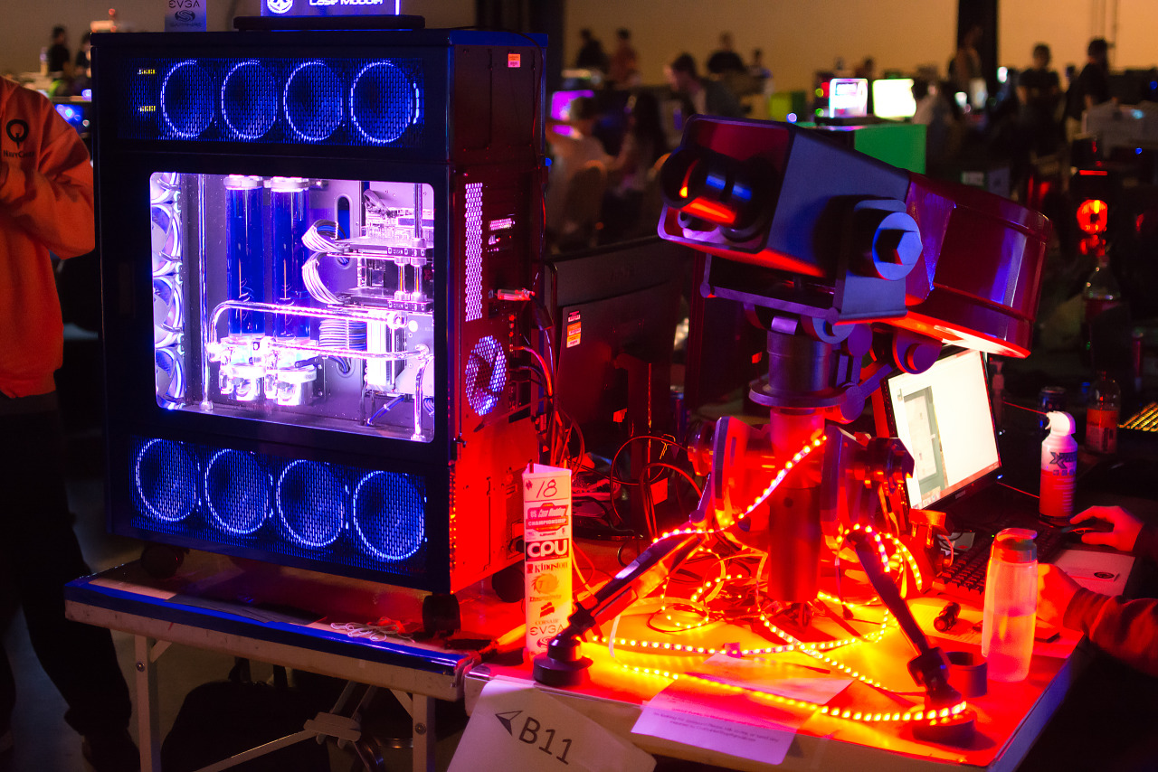 Team Fortress 2 sentry PC mod at BYOC