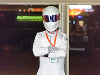 quakecon-dallas-2015 > The Stig Topgear costume at Quakecon 2015