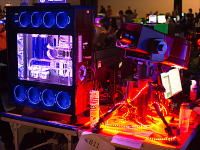 quakecon-dallas-2015 > Team Fortress 2 sentry PC mod at BYOC