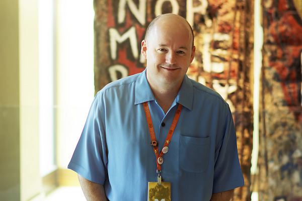 Tim Willits is the Studio Director at id Software