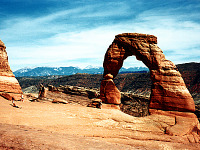 university-of-utah > arches national park utah delicate arch